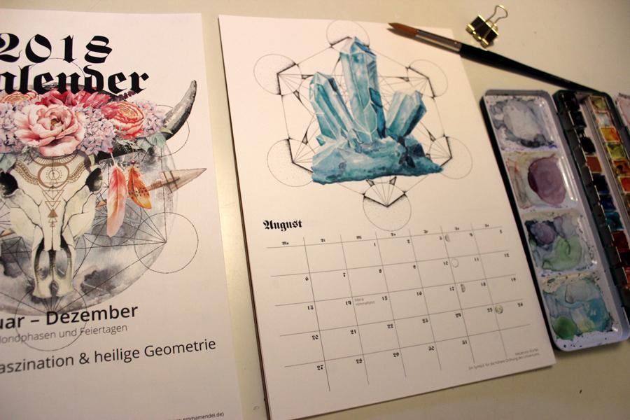 kristall kalender
