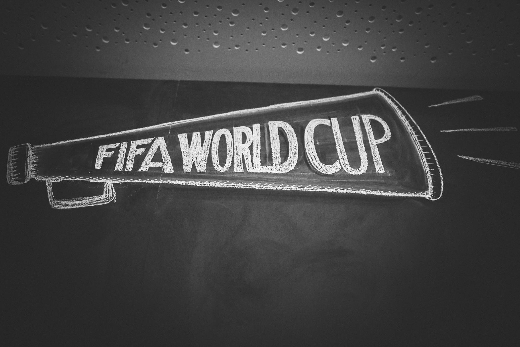 Fifa world cup wm 2018 Swa tafel lettering kreide chalklettering illustration emma mendel
