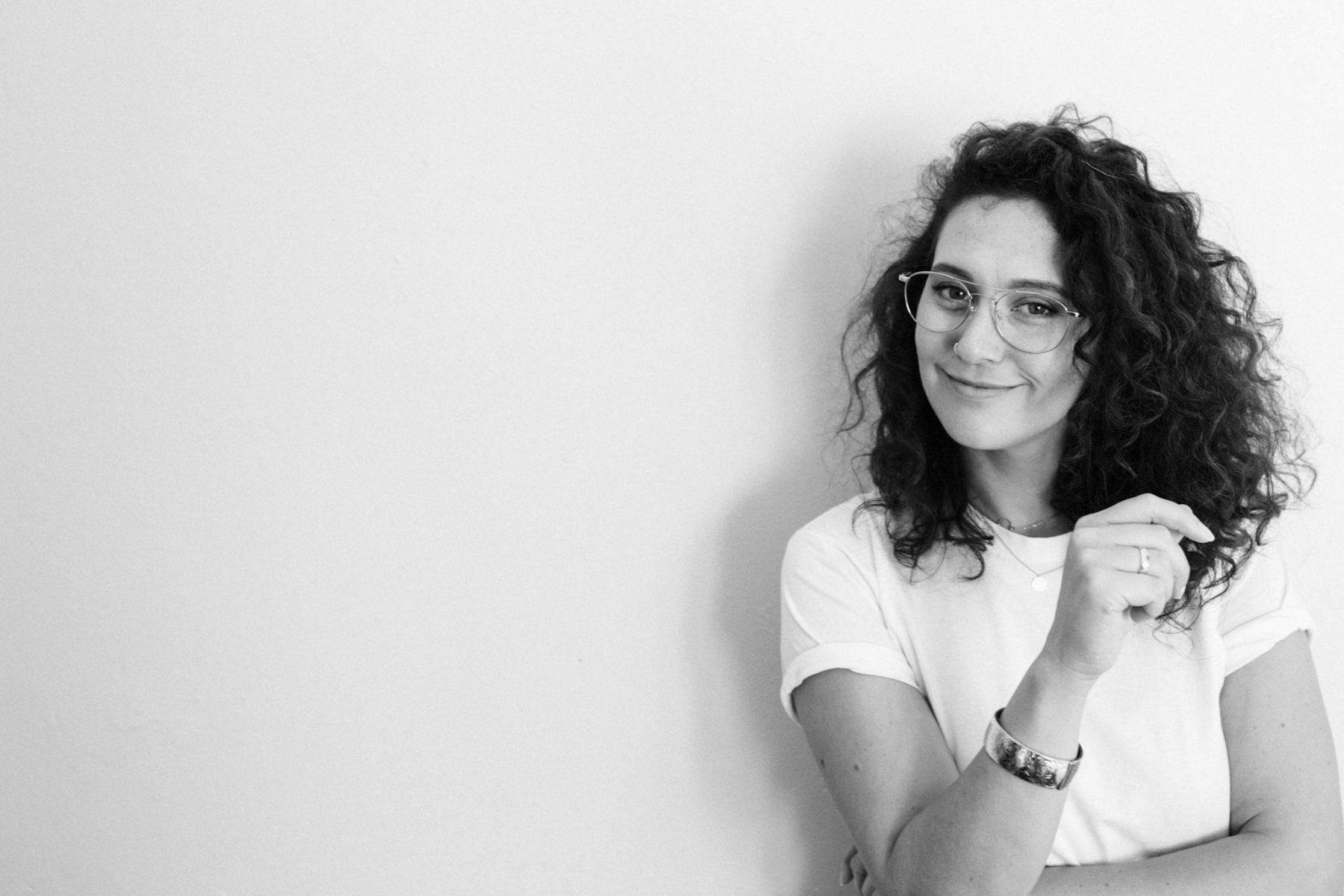 Emma Mendel design Grafik portrait