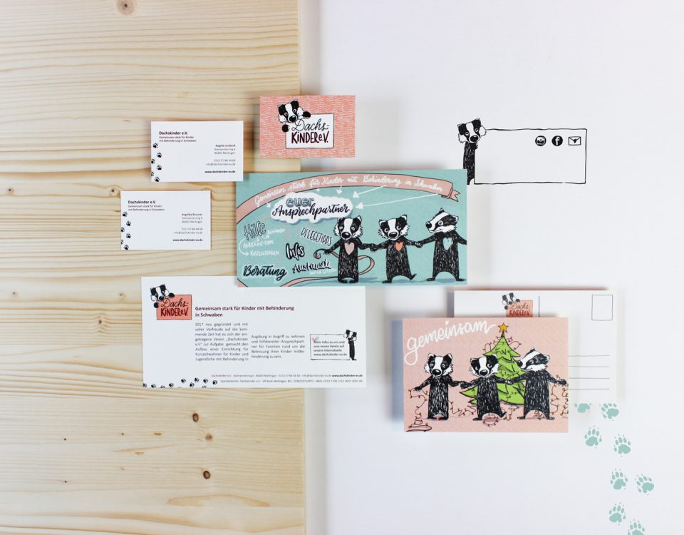 Grafikdesign corporate Design Emma mendel