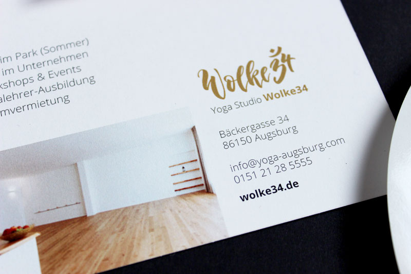 wolke34 Corporate Design