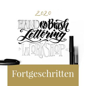 hand brush lettering workshop next level